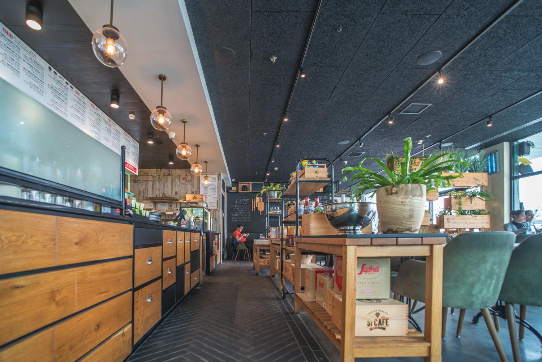 בית קפה מסעדה – סי קפה